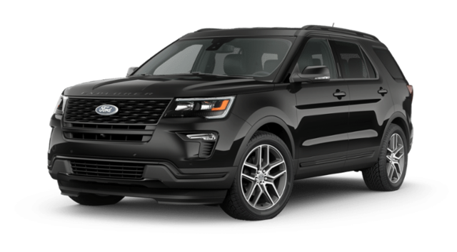 2019 Ford Explorer Sport Sport 4WD For Sale In Holyoke, MA